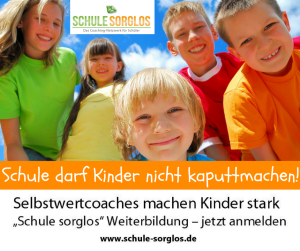 Schule darf Kinder nicht kaputtmachen (1)